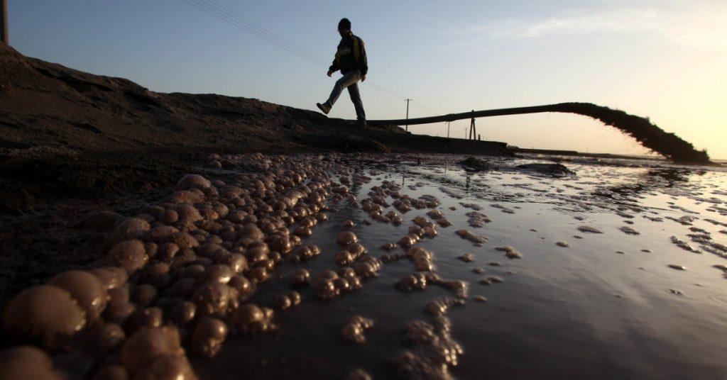 Energy Iceberg - Rare Earth and the Trade War
