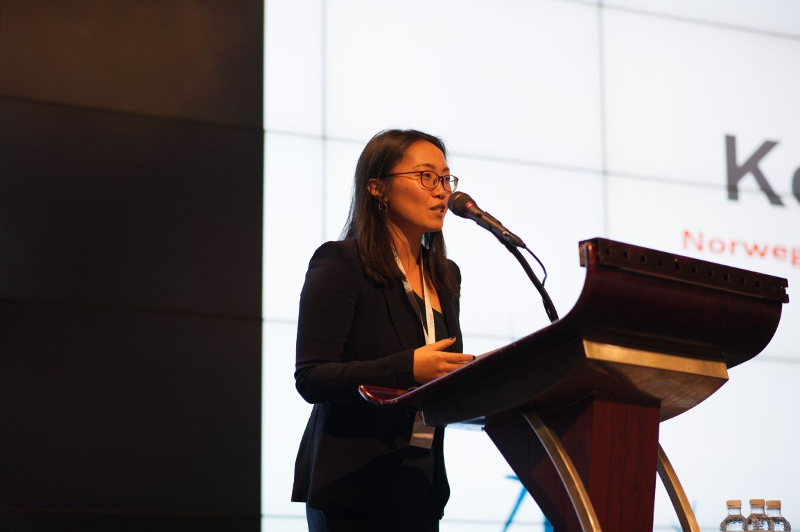 Yuki Yu Speaker at Conference